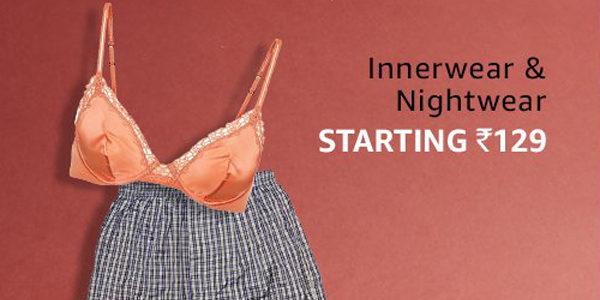 Innerwear and Nightwear
