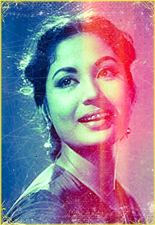 Tragedy Queen of Indian Cinema - Meena Kumari