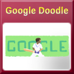 Google Doodle Celebrates Dilip Sardesai 78th Birthday