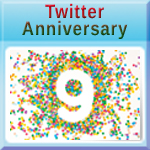 Nine Years on Twitter