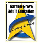Garden Grove Adult Education Logo