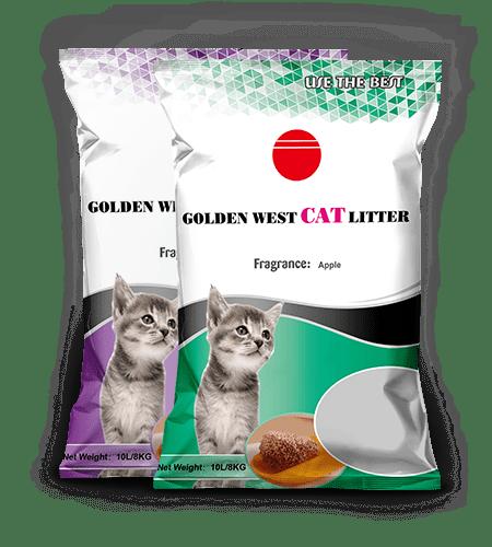 Golden West Cat Litter