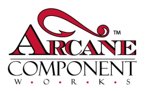 Arcane Component Works. Creators of fine fishing rod componentry