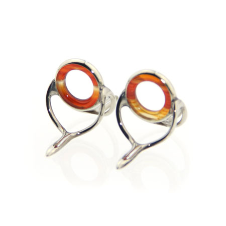 11mm-Banded-ROY---Leans-Red---Pair