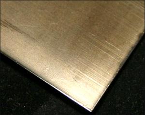 Nickel Silver Sheet Stock