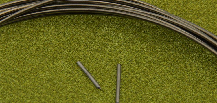 Nickel Silver Pinning Wire