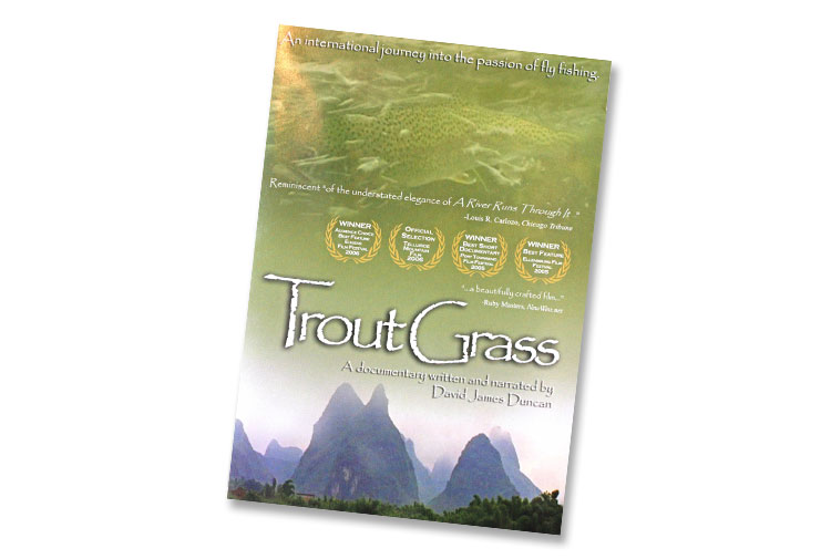 Trout Grass DVD