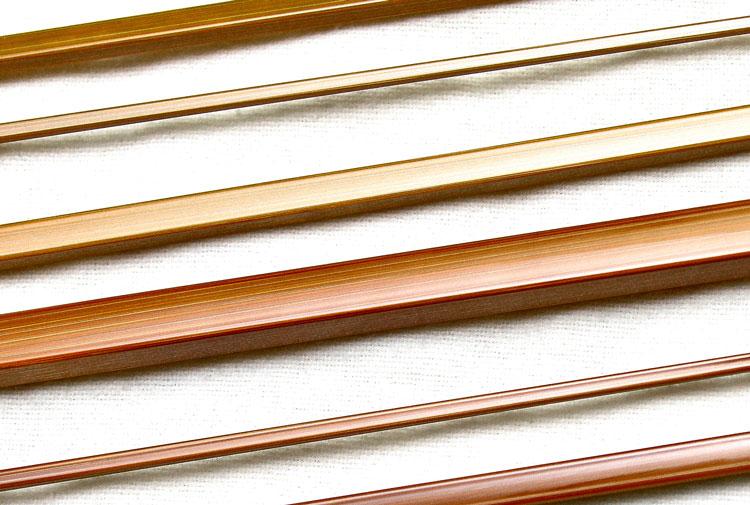 Chris Carlin bamboo fly rod blanks