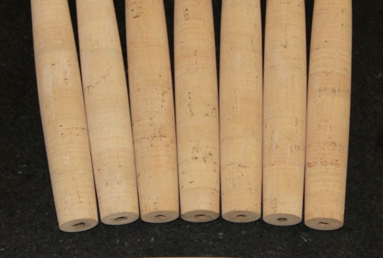 Golden Witch – Product categories – Pre-formed Cork Grips