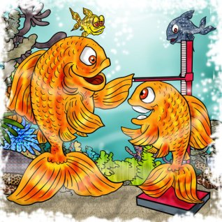 biggest goldfish