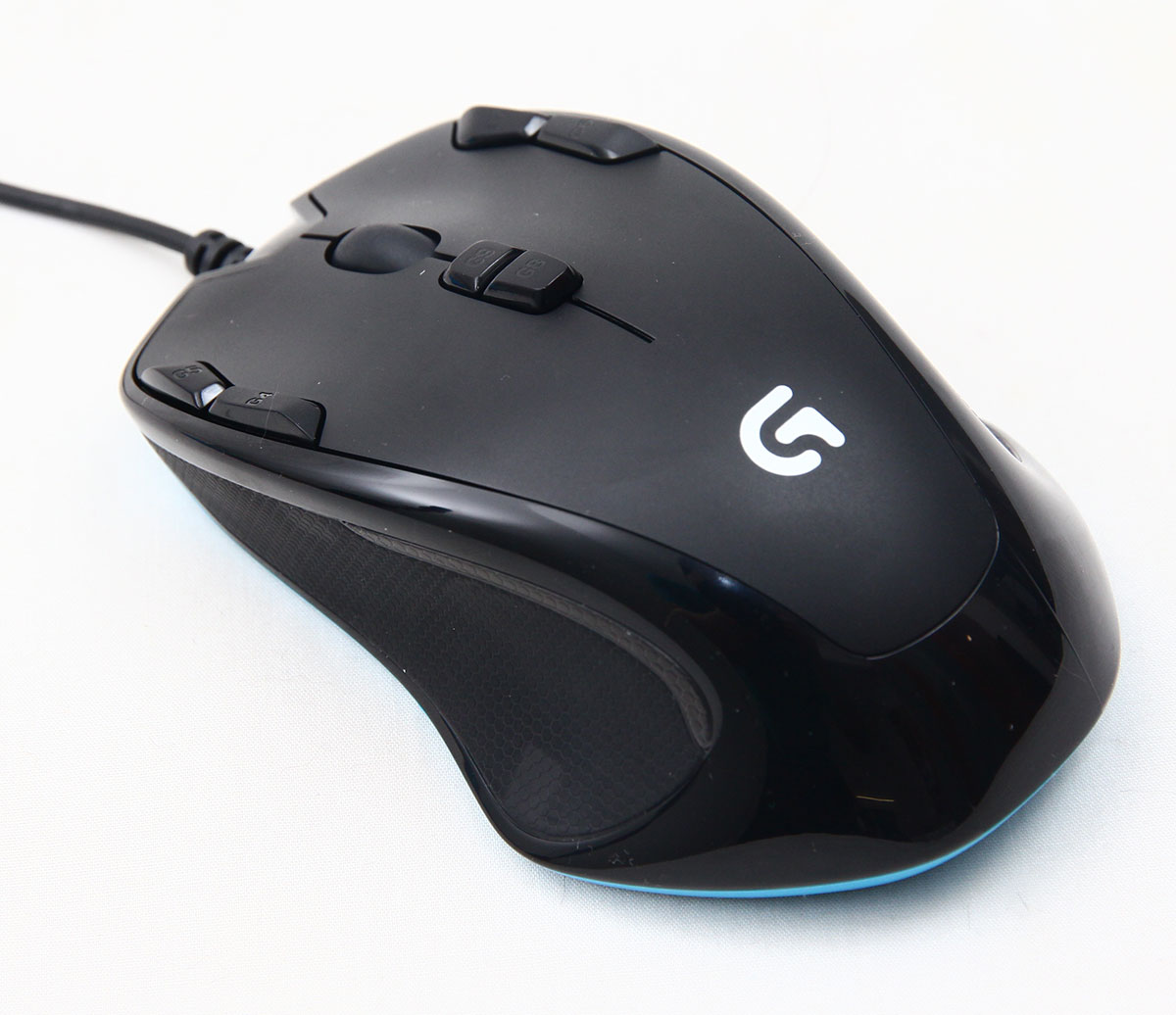 Logitech G300s Gaming Mouse Review ~ goldfries