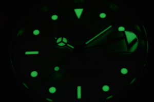 Rolex Explorer Super Luminova