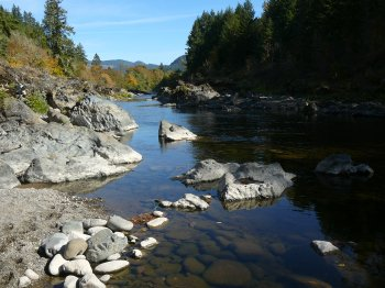 Umpqua River 2