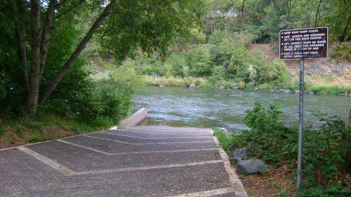 Pearce Riffle Park Access 20