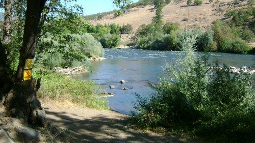 Rogue river access 3