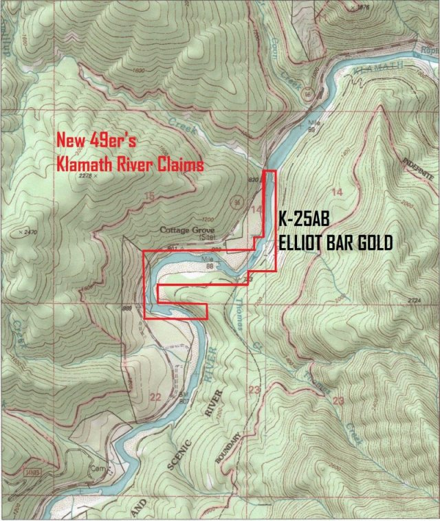 Elliot Bar Map