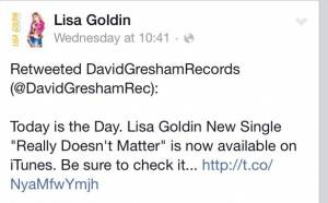 David Gresham Records #ReallyDoesntMatter 26012015 Single Release