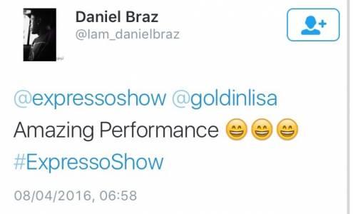 #ThisIsMyFire Daniel Braz