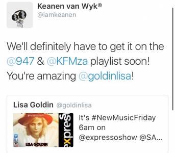 #ThisIsMyFire Keanen KFM 947