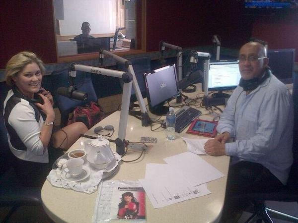 SAFM Interview with Ashraf Garda 18 August On AIr