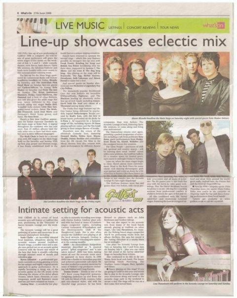 UK 2006-2010, Press - The Surrey Advertiser