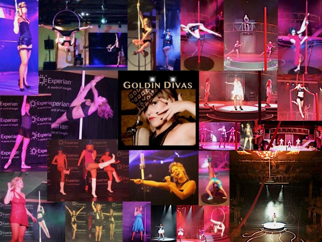 GoldinDivas Live Performances