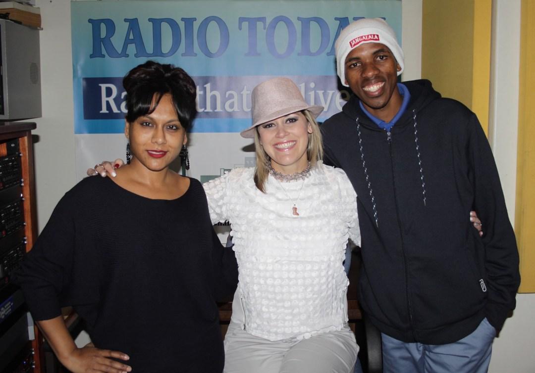 Radio Today Interview #JoziToday #SAmusic
