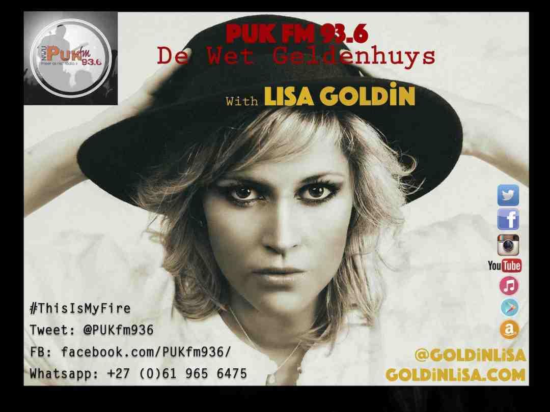 Lisa Goldin - PUK, 24th September