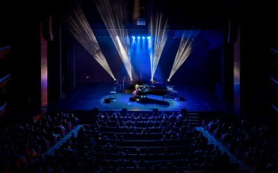Dubai Opera House Debut Performance
