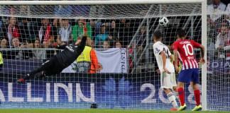 Supercoppa europea, Real Madrid vs Atletico Madrid
