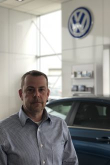 Neale Harris - Senior Sales Manager