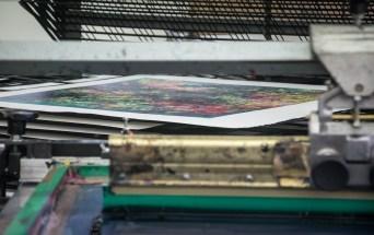 Cenote - Mr Jago - 28 layer screenprint