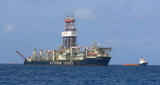 ENI/KOGAS Drilling Ship Arrives in Cyprus