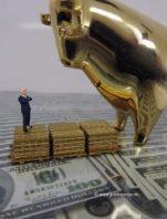 Gold, Bulle, Goldpreis (Foto: Goldreporter)