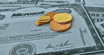 Gold, Goldpreis, Aktien (Foto: Goldreporter)