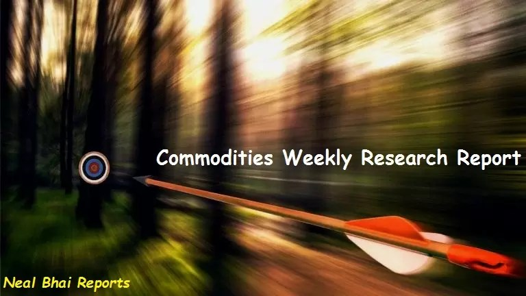 MCX Weekly Research Report