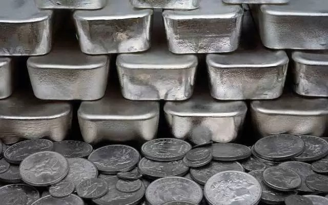 Silver-Production