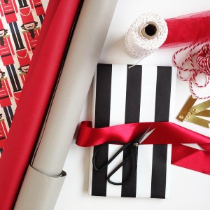 It's a Wrap, Yo! #2: Tips to Find Good Gift Wrap, Where to Shop for it, and How to Use it on a Budget by Gold Standard Workshop