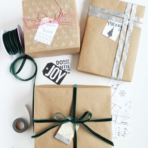 3 Ways to Dress Up Your Kraft Packages by Gold Standard Workshop