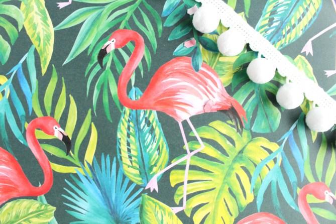 Wrap It Wednesday: Flamingo Wrap by Gold Standard Workshop