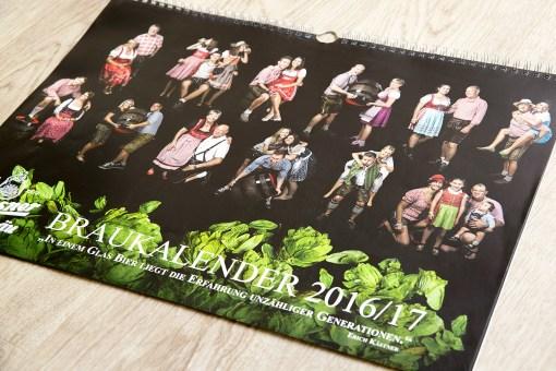 Braukalender 2016/17