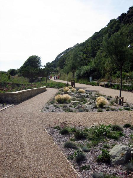 Lower Leas coastal park