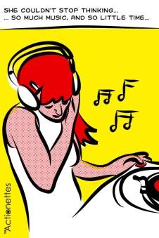 So much music...