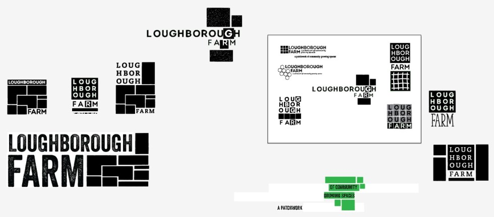 Ideas for Loughborough Farm logo