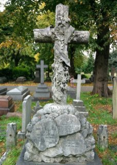 Baroque cross