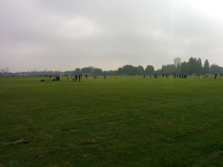 Hackney Marshes - Saturday football