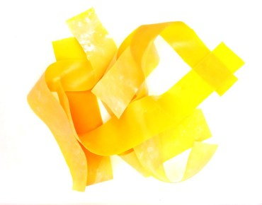 yellow-latex-bands-plaster-cones02