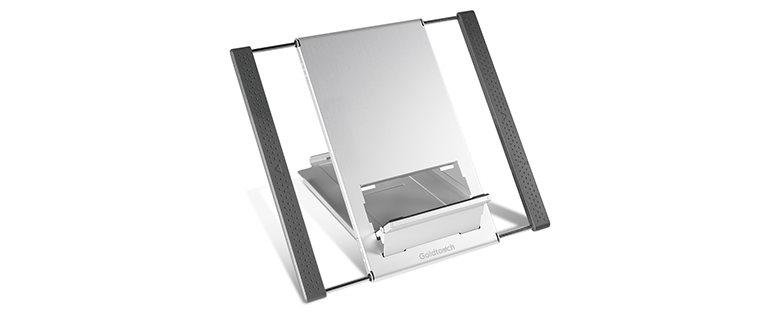 The Goldtouch Go Travel Laptop And Tablet Stand Goldtouch