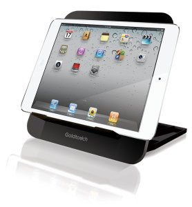 Goldtouch Go! travel notebook + tablet stand