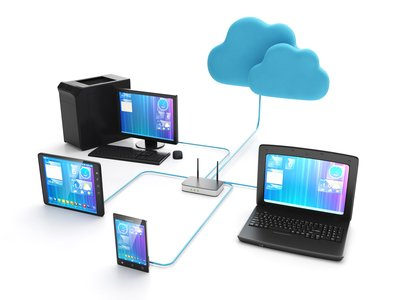 Wi fi network of electronic devices